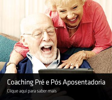 Coaching Pré e Pós Aposentadoria